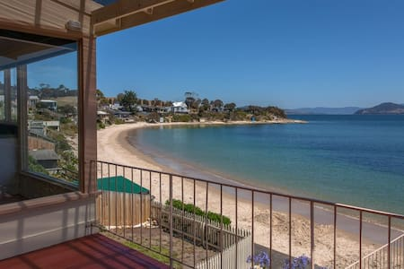 Beachfront Opossum Bay - free wifi - Opossum Bay - Dom