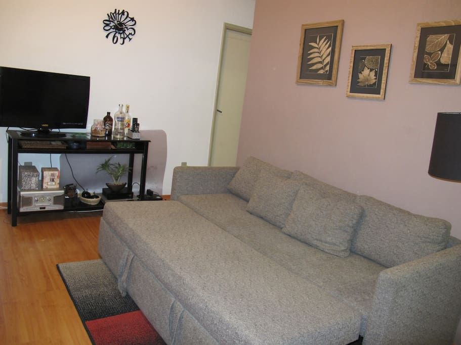 Sala - Sofa cama de casal
