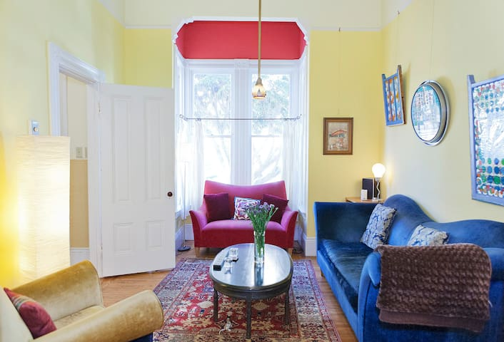Historic Victorian in Vibrant Mission District