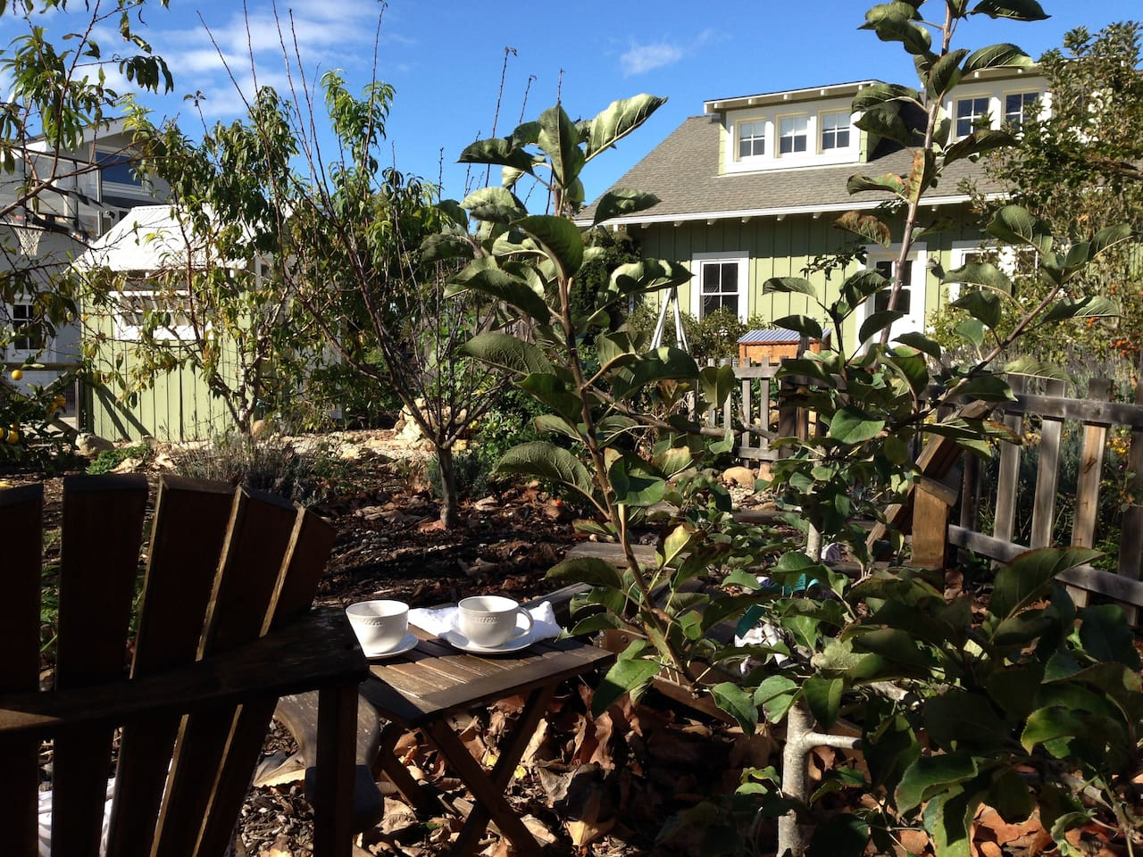 Garden Loft Apartment Near Beach - Houses for Rent in Santa Barbara ...