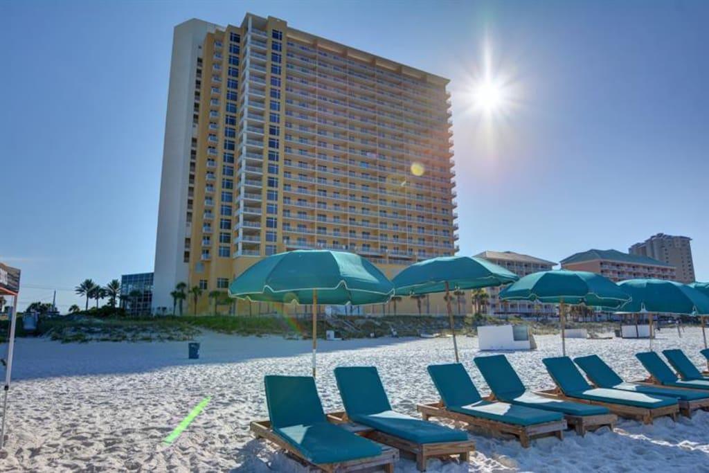 Sterling Reef Resort Oceanfront Property