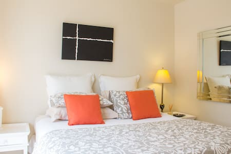 St Mary's Bay, private double room and ensuite. - Auckland - Bed & Breakfast