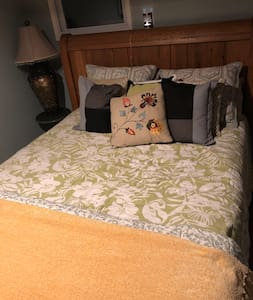 Clean private room for rent with separate entrance