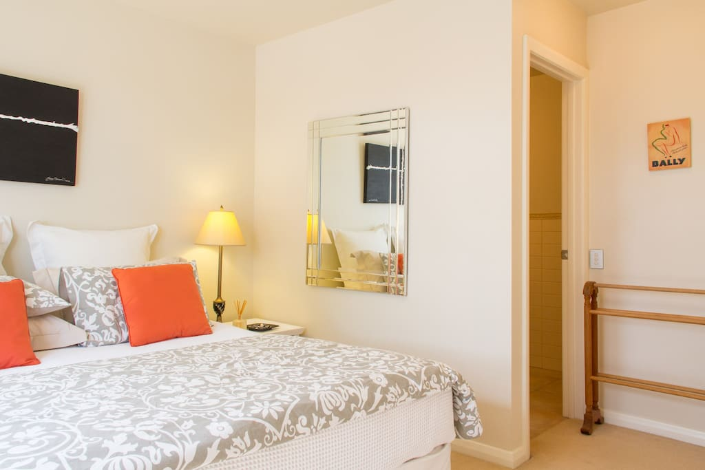 Ponsonby close to city private room ensuite chambres for Chambre hote zelande