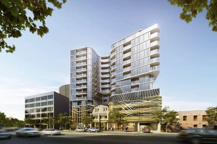 Albert Park lake apartment - South Melbourne - Lejlighed
