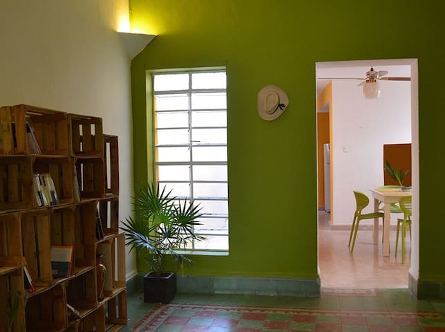 Casa Tolok King Size bedroom - Merida - House