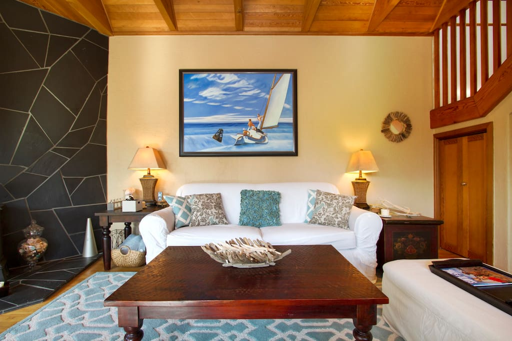 Gracious beach decorations, pull out queen sleeper couch