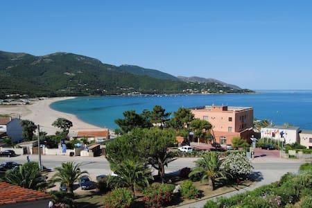 Lovely sea view duplex apartment - Calcatoggio - Квартира