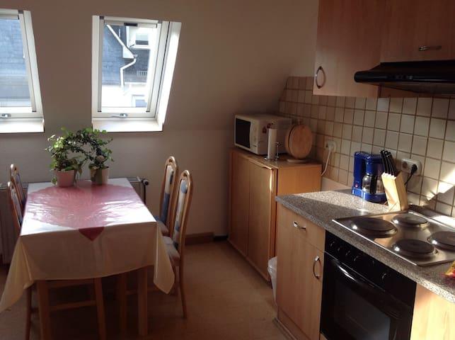 Moderne Ferienwohnung bei Siegen - Netphen - Lägenhet