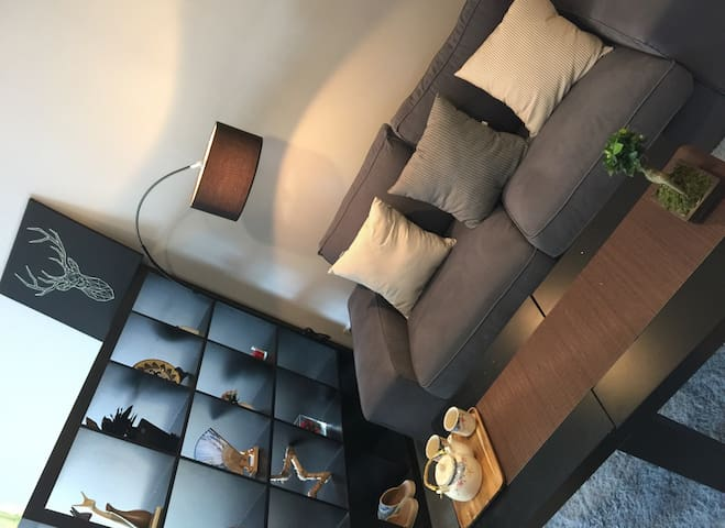 Bob&Summer's Casa /Jap x Nordic Style/Taikoo Li - Chengdu Shi - Appartement