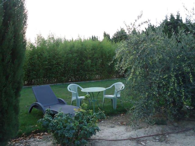 Mas en Provence Alpilles - Arles - Saint-Étienne-du-Grès - Lägenhet