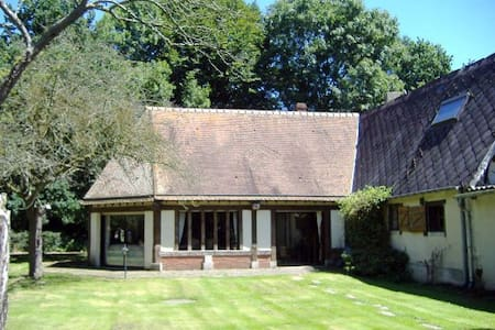hedgehog close carriage house - Bertreville-Saint-Ouen - Rumah