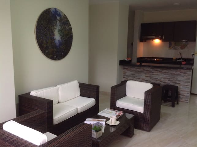 NEW apartment near San Gil