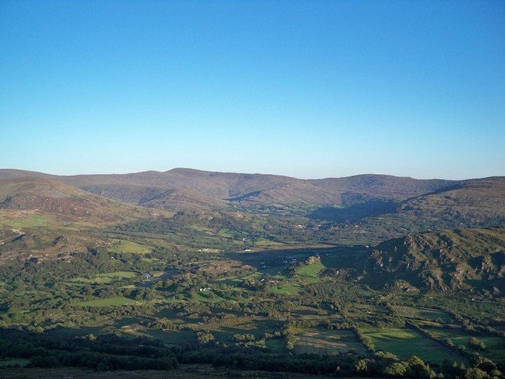 Near Kenmare, self-catering-house