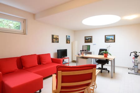 B&B Danube Garden Suite, at Metro, free Parking - Vienne - Bed & Breakfast