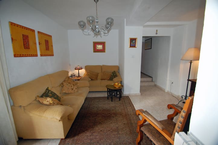 Andalucian House 5 min beach drive - Torrox - Rumah