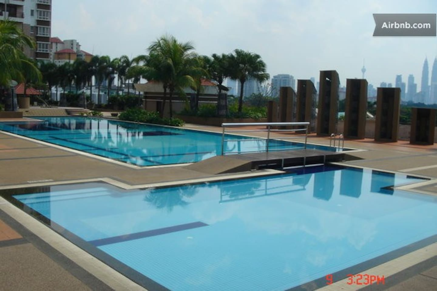 B&b private room central kl   wifi   bed & breakfasts for rent in ...