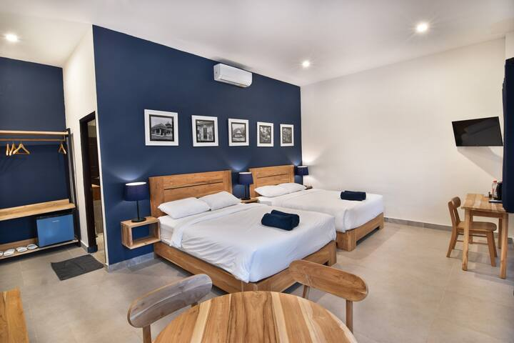Family Room 4p at La casa Jogja 2