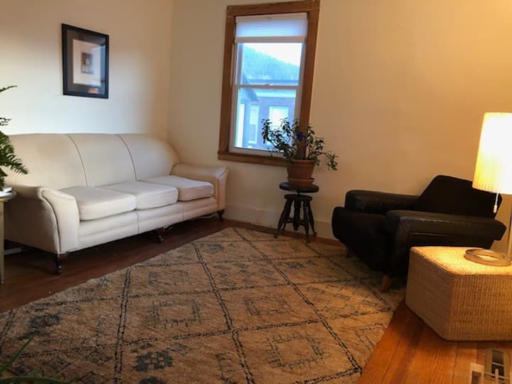 Centrally Located with easy access to hiking
