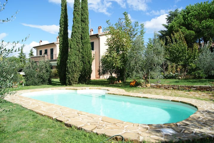 near Florence,the heart of Chianti - Tavarnelle Val di Pesa - Apartmen