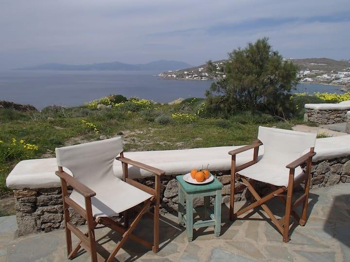 Aegean View Detached Apartment