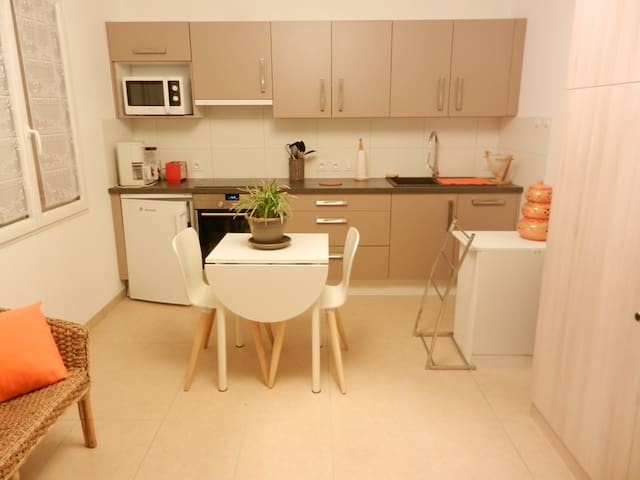 Furnished studio - Dax - Appartement