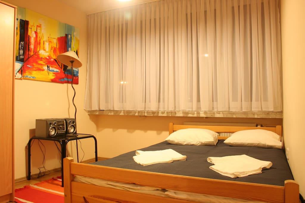 Well-eqipped rooms with always fresh and clean bedding and towels.