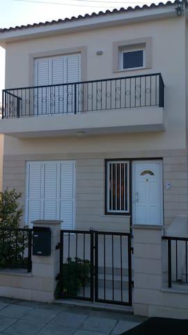 Magda Residence - Dhekelia Beach  - Oroklini - Haus