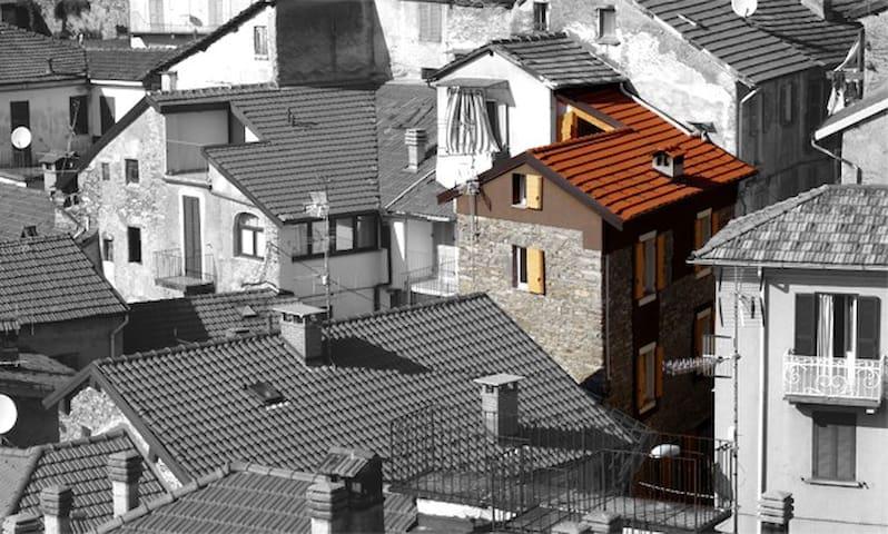 Casa Baroggi  - Maccagno - House