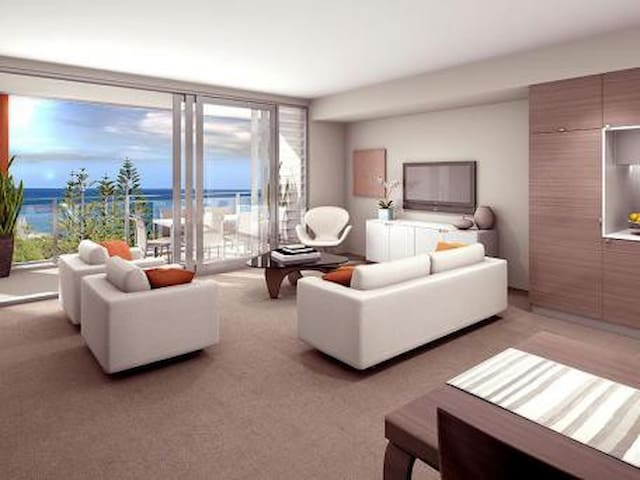 Ocean Beach Luxury Apartment   - South Fremantle - Apartment