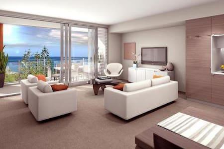 Ocean Beach Luxury Apartment   - South Fremantle - Lägenhet
