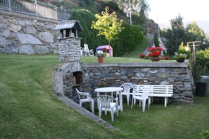 Vacance en Vallée d'Aoste  - Plan D'introd - Leilighet