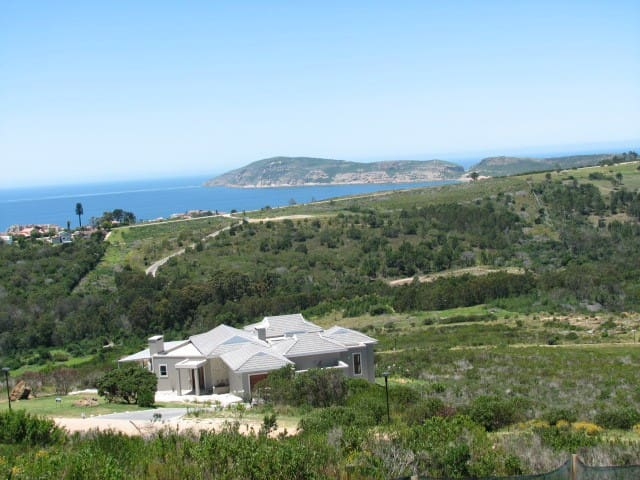 room with fantastic ocean view  - Plettenberg Bay - Ev