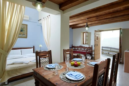 Traditional Luxury Apartment - Choudetsi