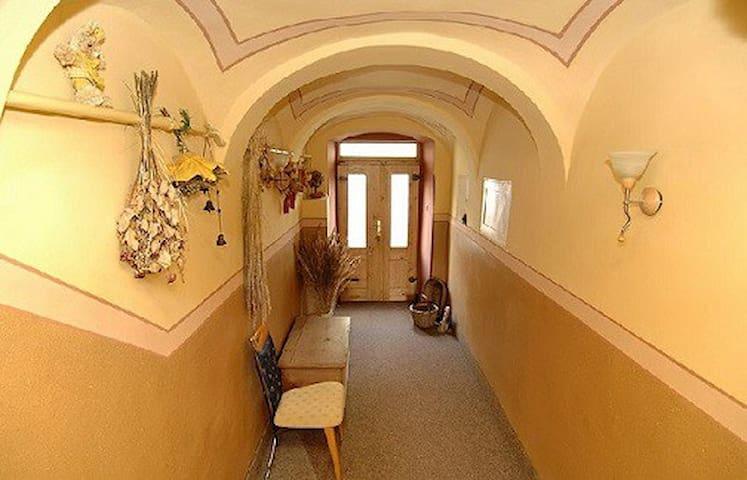Apartman v centru Karlovych Varu