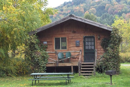 "Catskill Rustic Cozy ""Unami"" Cabin - Downsville - Mökki"