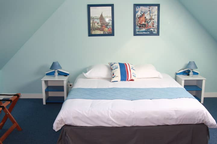 Triple room-Comfort-Ensuite with Bath