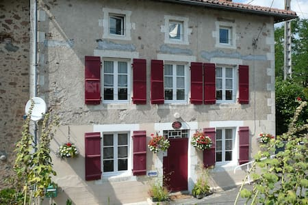 Great value B&B in character house - Exideuil