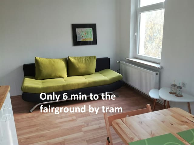 Apartment between fair ground and city - Hannover - Apartment