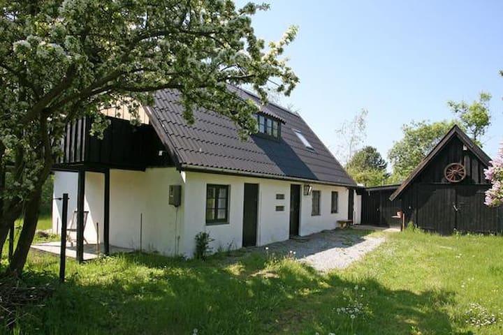 Stort familievenligt sommerhus - Nykobing Sjaelland - Houten huisje
