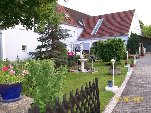 Ruhige Lage - Gunzenhausen - Apartment