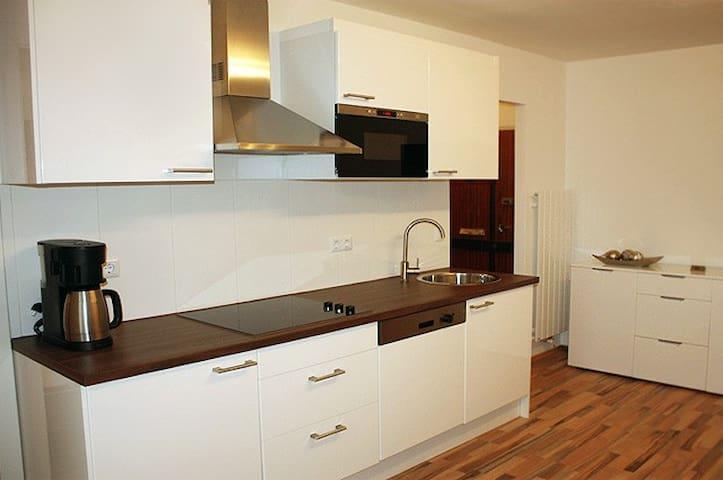 traditional apartment vienna kitchen