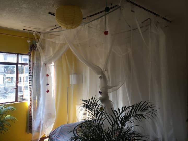"""Achee Rooms """"Habitación Shiva"""""""