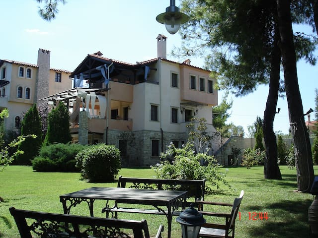 Villa in Afytos Chalkidiki Greece - Afytos - Villa