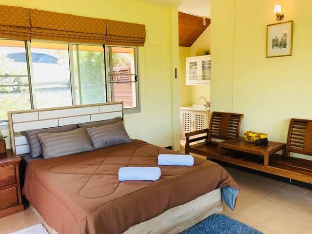 Khao Kho Yellow Cottage