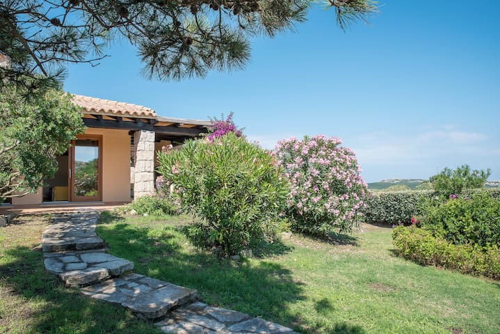Green holiday home - Villetta Costellazioni