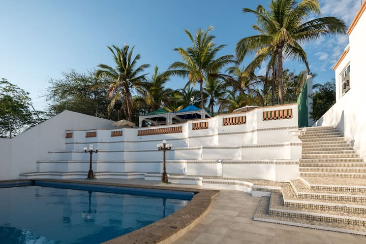 Quinta Nayarit in Bucerias with private pool