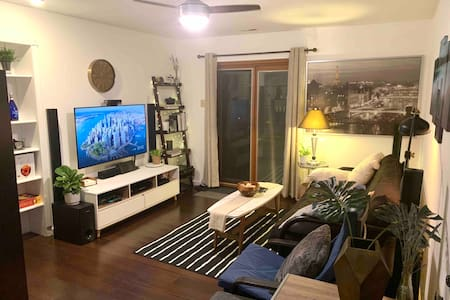 Cozy&comfy condo in safe south city!