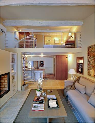 Très bel appartement de standing  - Mougins - Huoneisto