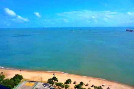 Beautiful Ocean View on Beira Mar.  - 福塔莱萨 - 公寓